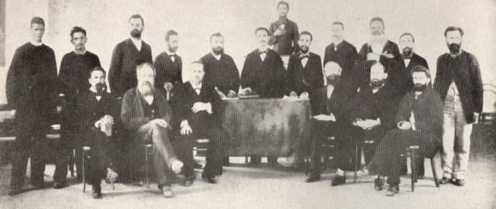 149º ANIVERSÁRIO DO PRESBITÉRIO DO RIO DE JANEIRO (16/12/1865 – 16/12/2014)